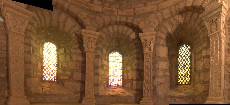 Vitraux de l'église d'Avenas - 17