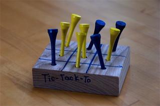 tic-tac-toe | by Veronique Christensen