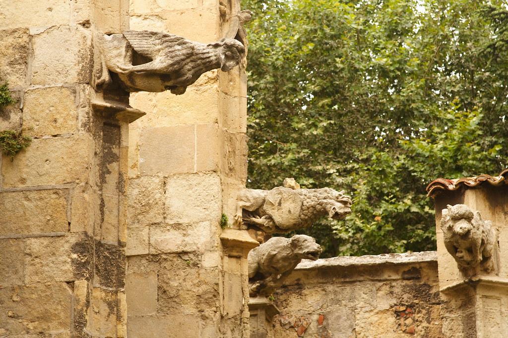 Narbonne Gargoyles
