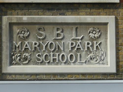 S B L Maryon Park School