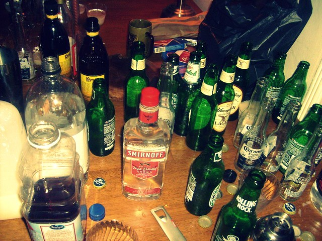 I Spy (Alcohol @ Party version) | So many things to name  | Flickr
