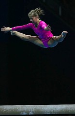 gymnast | by Rick McCharles