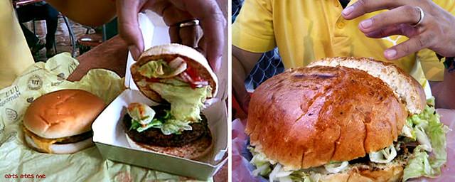McDonalds VS Bufalo