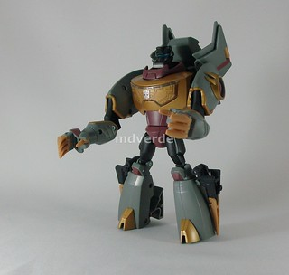 Transformers Grimlock Animated Voyager - modo robot | by mdverde