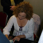Alex Kingston Collectormania 02