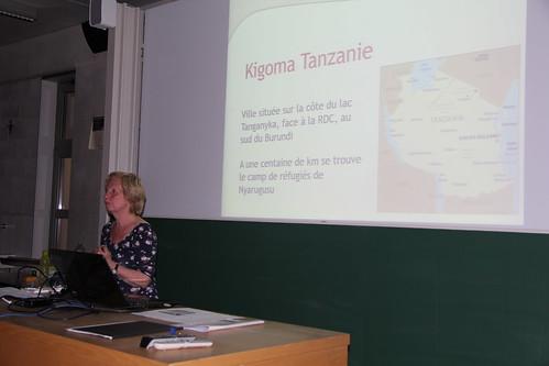Nouveau projet de Français dans le secondaire à Kigoma, Tanzanie