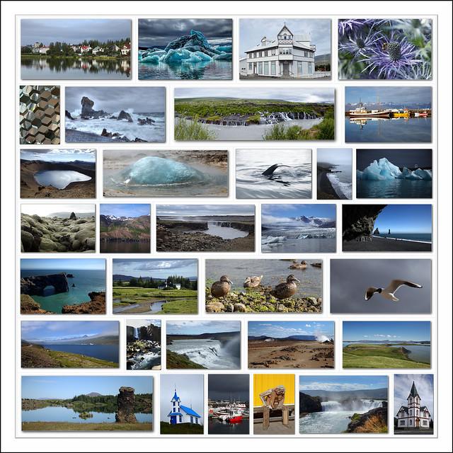 Islande - Iceland - Ísland