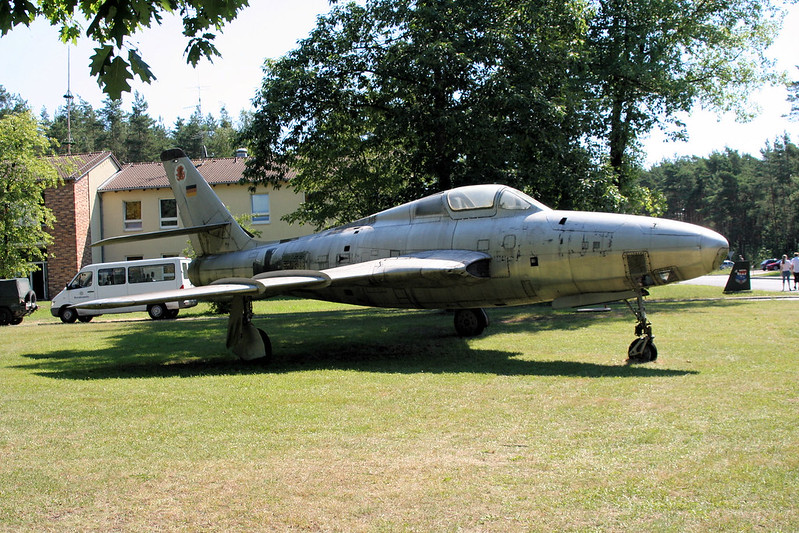 RF-84F Thunderflash 2