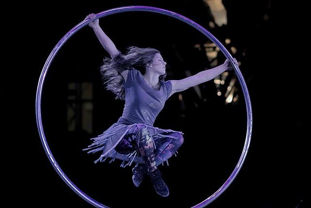 Circus - Cirque - FlipFabriQue - Spectacle Crépuscule - Été 2015 - Agora