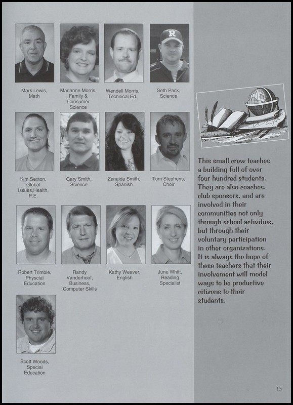 Greenup County Public Libraries: 2011 Raceland High School Yearbook