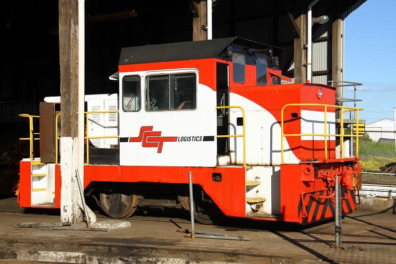 SCT Logistics X107 by David Arnold
