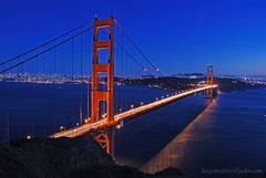 Golden Gate Bridge   by VW ERL