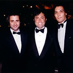 Jaime Monroy, Jimmy Smits and Andy Garcia