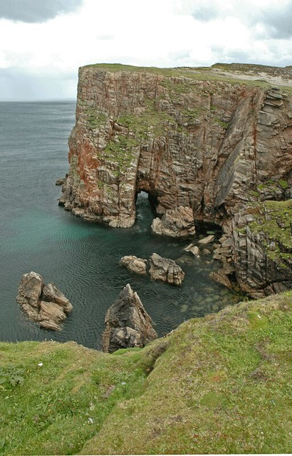 Sea Arch, Tory Island, Co Donegal