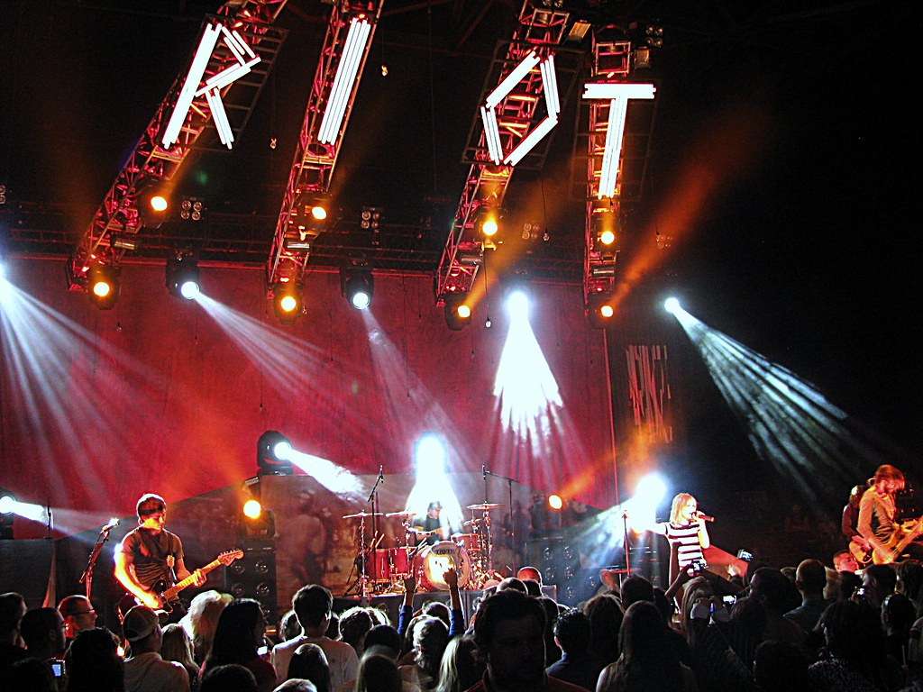 Paramore   August 13, 2008   The Final Riot Tour   Freedom H