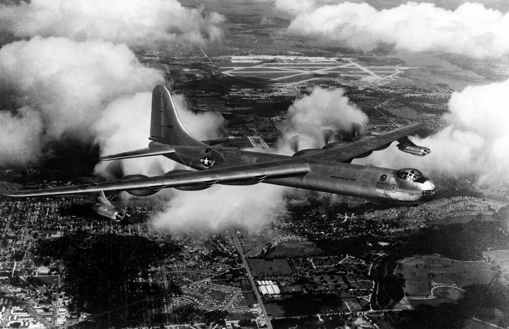 Convair B-36D Peacemaker