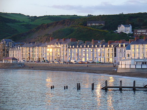 The Sunset at Aberystwyth | by Screaming Bertha