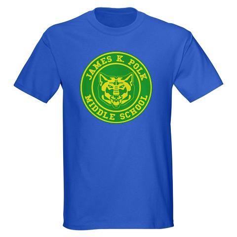 James K Polk Middle School T Shirt