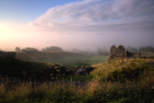 "mist castle fog sunrise dawn day norfolk beautifullight castleacre bej abigfave platinumphoto ""isawyoufirst"" diamondclassphotographer flickrdiamond betterthangood theperfectphotographer goldstaraward theenchantedcarousel overtheshot"