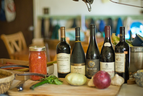 Wine spread | by wickenden