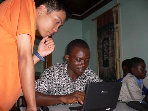 IT School @ Winneba Open Digital Village, Ghana | by oneVillage Initiative