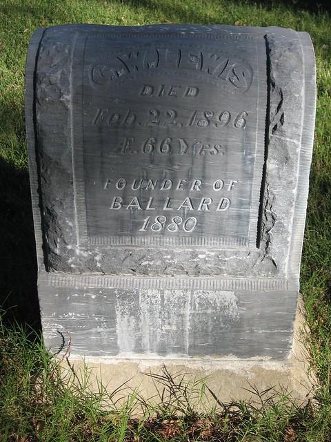G. W. Lewis, Founder Of Ballard