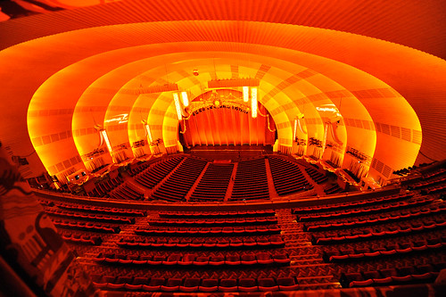 Radio City Music Hall Stage Tour | by flickr4jazz
