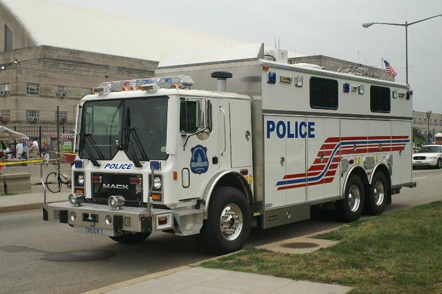 MPD Truck 1