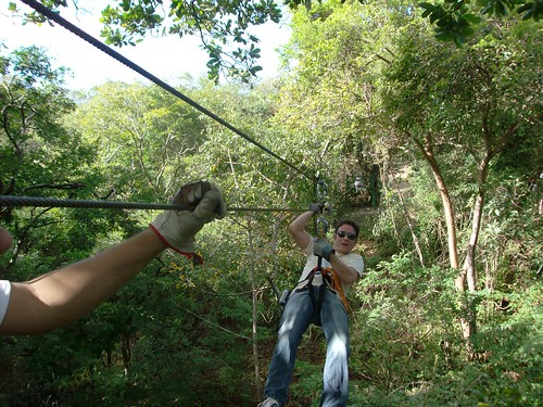 Vacaciones 2008 - Canopy - Playa Potrero Guanacaste - Costa Rica | by mdverde