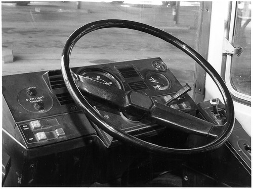 ACTION Leyland National - dashboard | by ArchivesACT