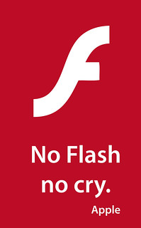 No Flash no cry - Apple (repost for the Bob's Day) | by Rétrofuturs (Hulk4598) / Stéphane Massa-Bidal