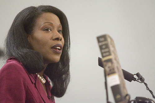 Isabel Wilkerson at the Miller Center Forum | by Miller_Center