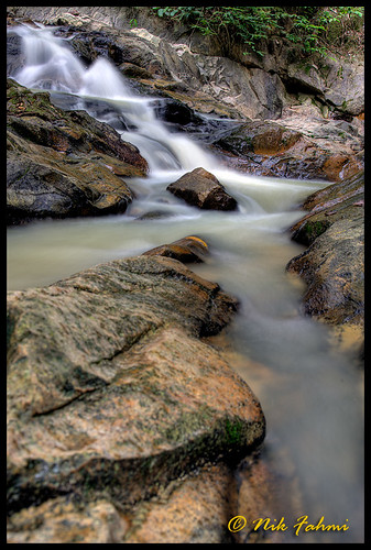 water forest photoshop waterfall stream malaysia hdr recreational cs3 photomatix canonef24105mmf4lisusm negerisembilan 7exp canoneos1dmarkiii the4elements mywinners abigfave hutanlipur lenggeng ©nikfahmi