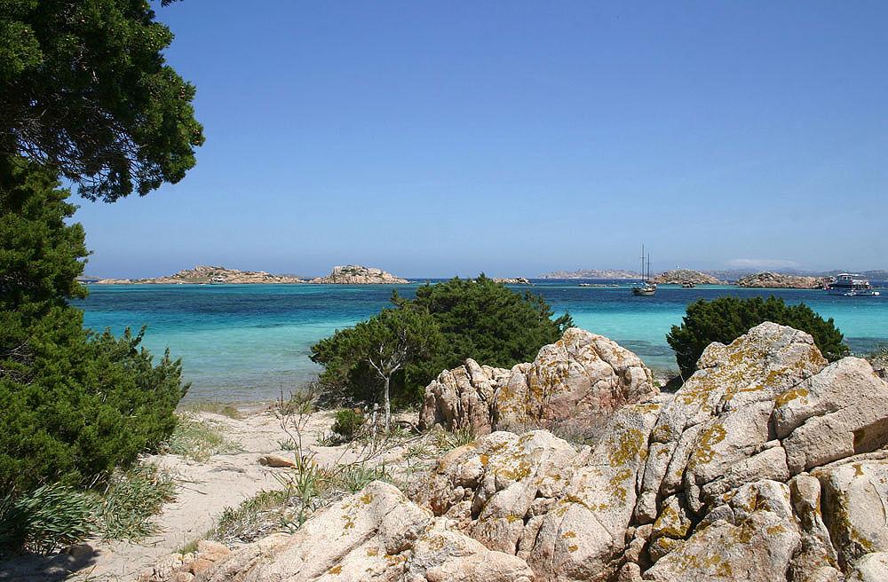 Insel Budelli