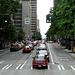 Bus Ride Through Downtown Seattle (Time-lapse) by Oran Viriyincy