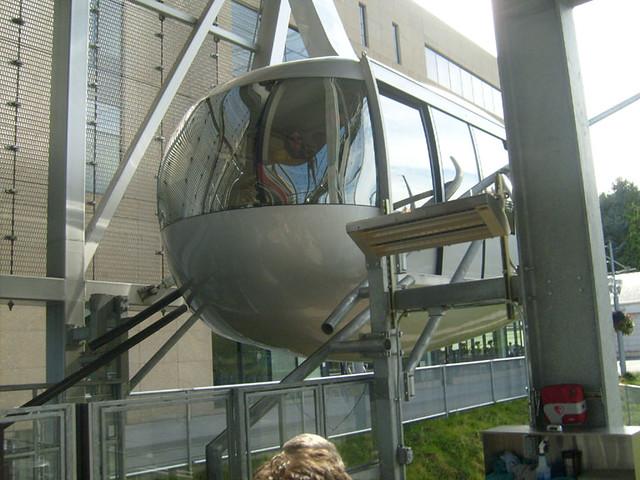 Skytram in Portland, Oregon