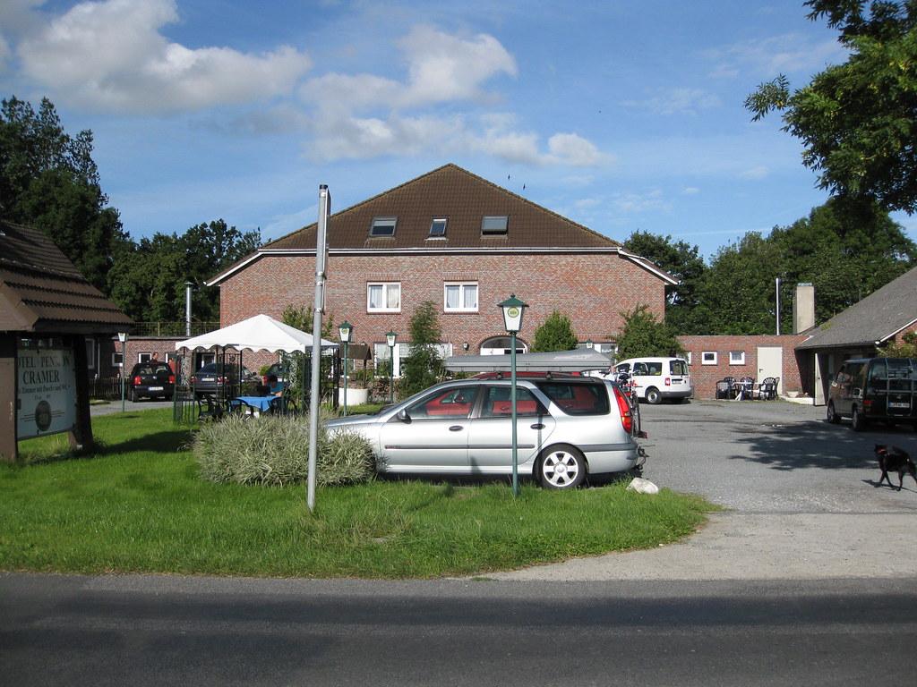 07 Haupthaus Am 1 11 08 Wird Das Haus Yoga Vidya Nordsee I Flickr