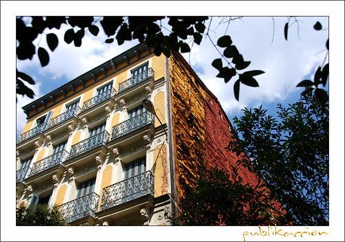 Calle Fuencarral, Madrid, España | by publikaccion.es