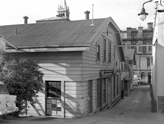 Lawrence's First Radiation Laboratory at UC Berkeley