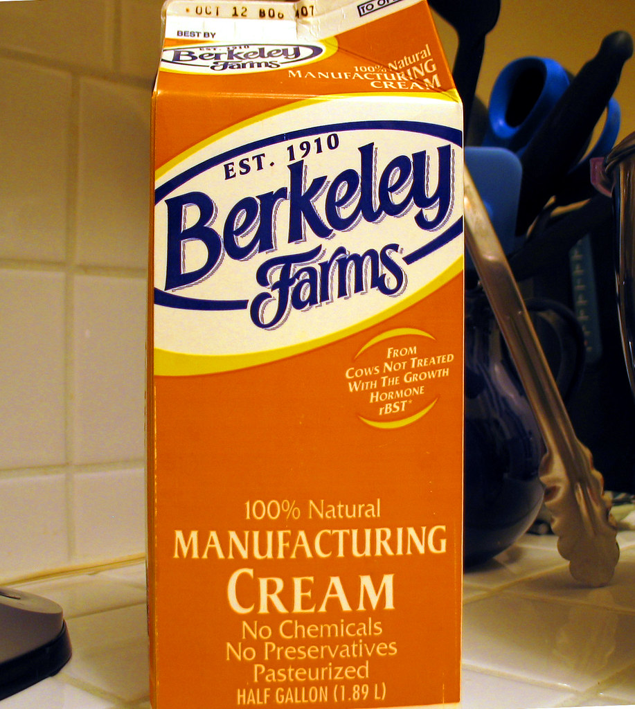 Manufacturers Cream | Here is the link to the Instructable, … | Flickr