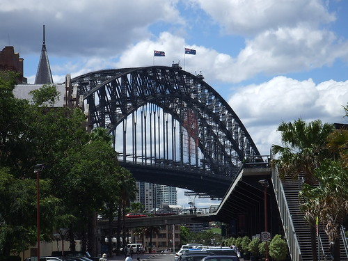 Australië, Sydney Harbour Bridge