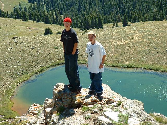 Buckeye Peak