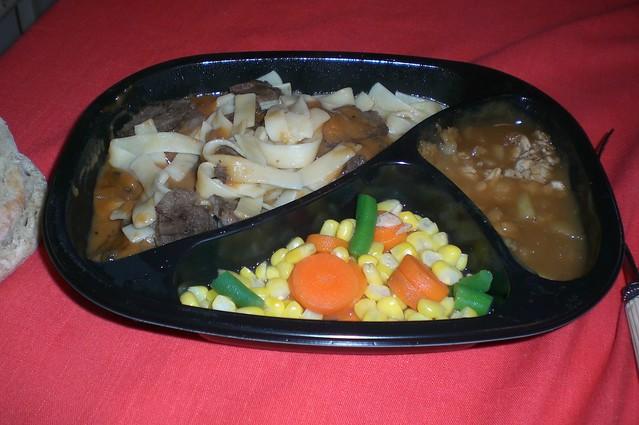 Microwave food