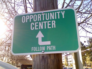 Opportunity Center | by {Guerrilla Futures | Jason Tester}