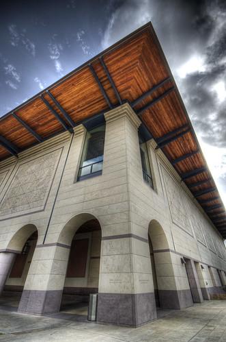 art architecture austin texas tx artmuseum hdr photomatix 3exp cooliris blantonmuseum top20texas bestoftexas