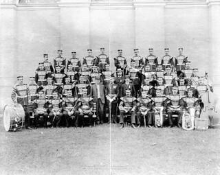The Irish Guards' Band / La fanfare des Irish Guards