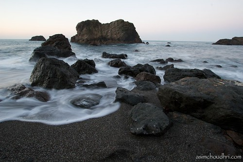 ocean california beach water sunrise rocks tripod pacificocean motionblur bodegabay extendedexposure canon30d canonefs1022
