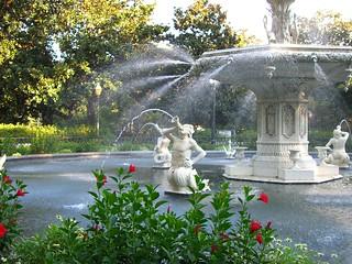 Forsyth Park Fountain (Savannah GA) | by Dizzy Girl
