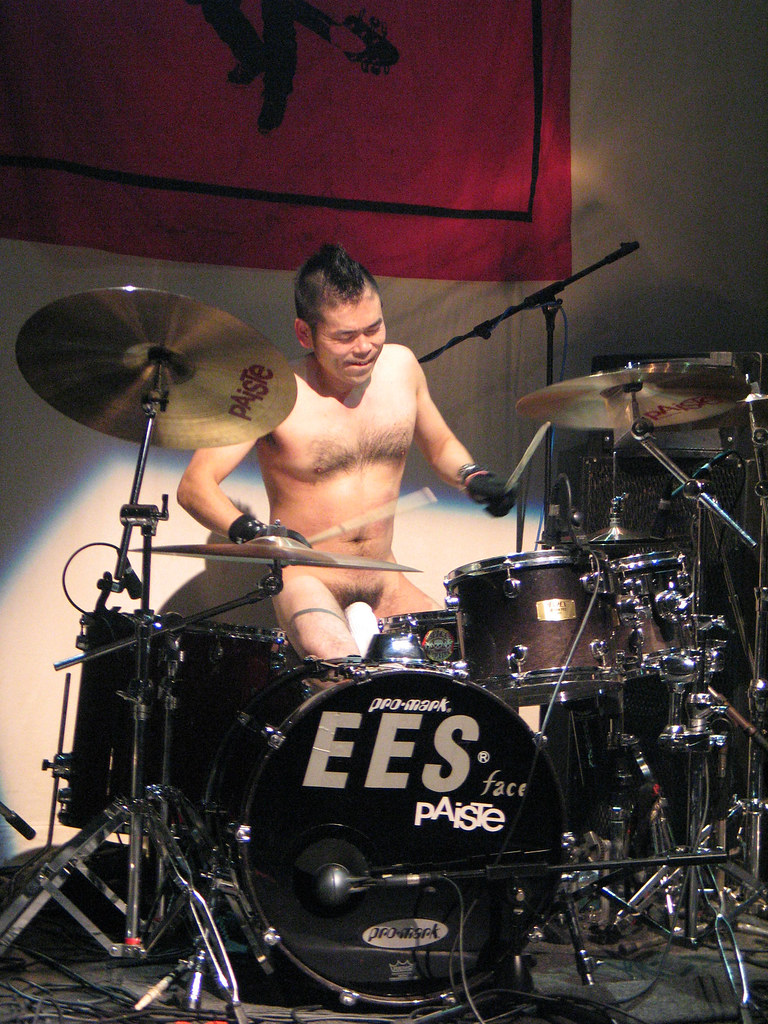 Get Japanese Nude Drumming Porno For Free