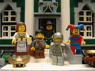 "Lego Castle Advent Calendar | by Joriel ""Joz"" Jimenez"